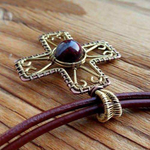 Náhrdelník - Ve stylu Byzance