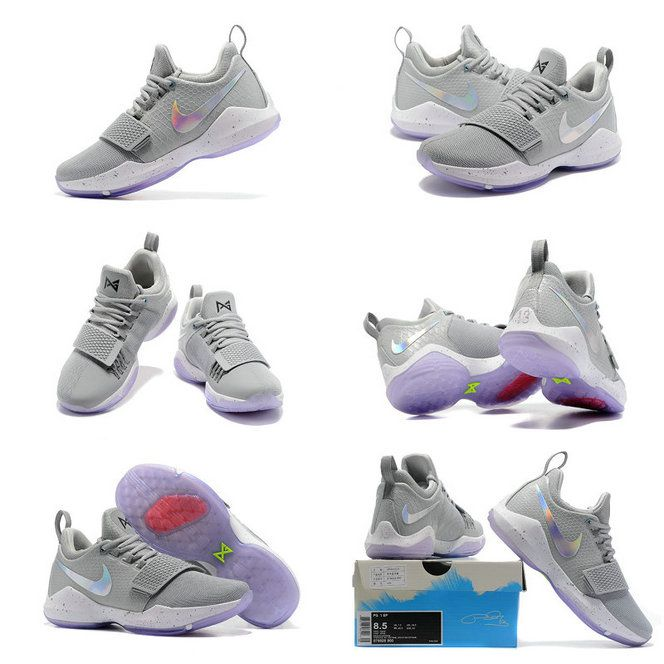 lowest price e3aa2 a8af9 Sale Cheap Nike PG 1 2K Time To Shine Spring 2017 Paul ...