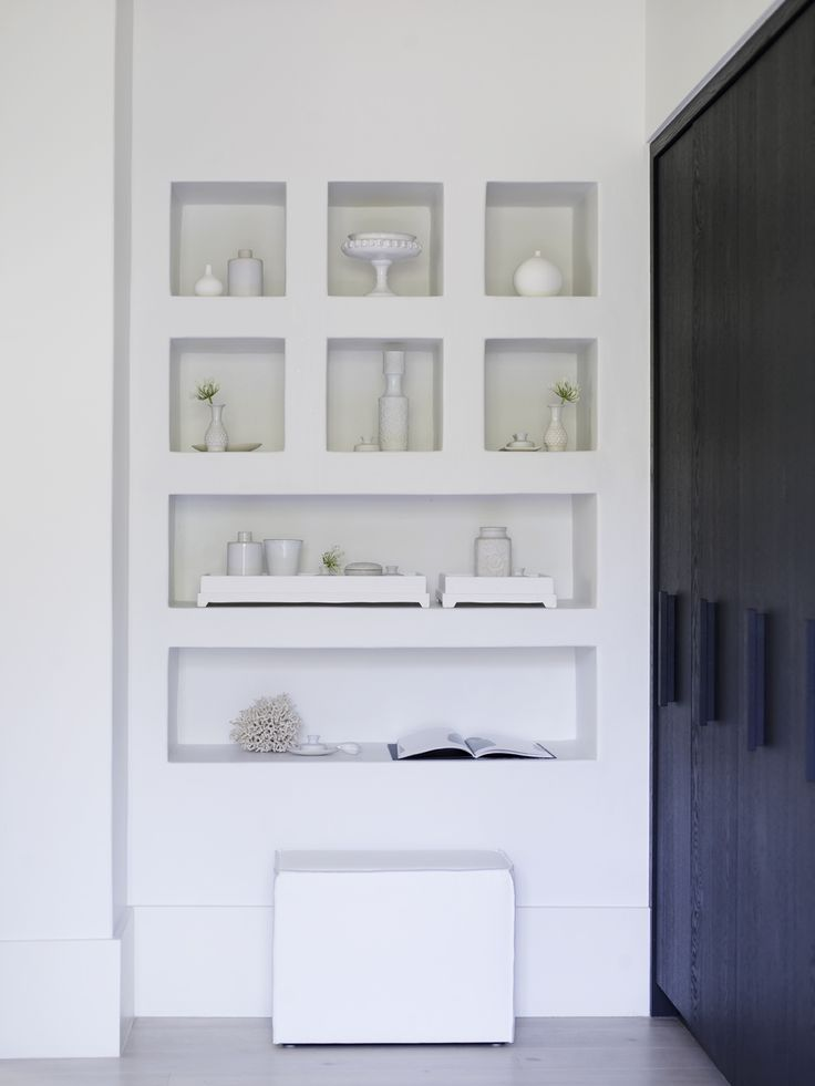 Piet Boon Styling by Karin Meyn | This total of a pure white cabinet with white selected accessories gives you a feeling of serenity and peace