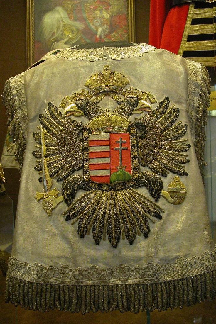 Hungarian herald's tabard