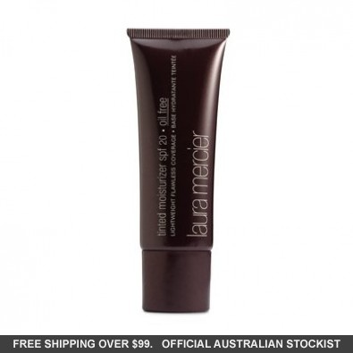 Perfect for Australian summer...Laura Mercier Tinted Moisturiser - Oil Free SPF20