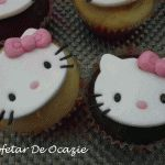 Hello Kitty Cupcakes and like OMG! get some yourself some pawtastic adorable cat apparel!
