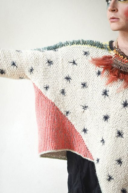 Starring 19 by westknits, via Flickr
