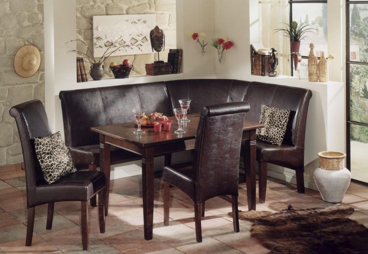 Booth Dining Room Table Sets