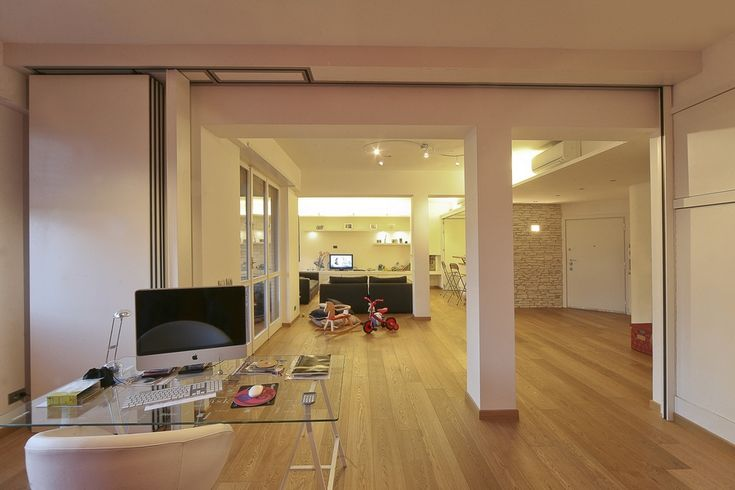 Best 25 movable partition ideas on pinterest movable - Folding partitions residential ...