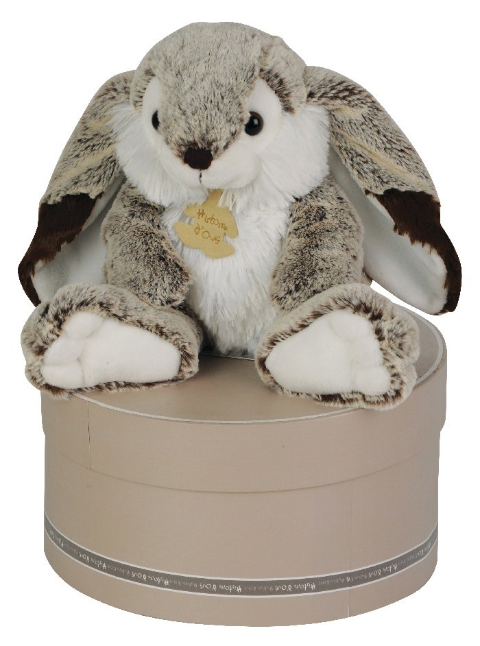 Doudou et Compagnie Marius the Rabbit, he is so soft and cuddly and comes in his own Gift Box. £31.00