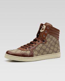 Gucci     GG Plus Sneaker