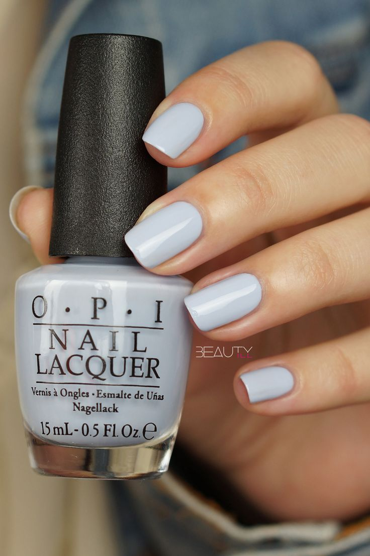 OPI — I Am What I Amethyst (Soft Shades Collection | Spring 2016)