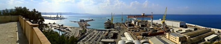 Porto di Ancona in Ancona, Marche