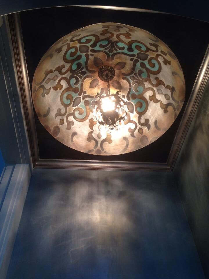Ceiling ceilings pinterest ceiling wall finishes for Art for high ceilings