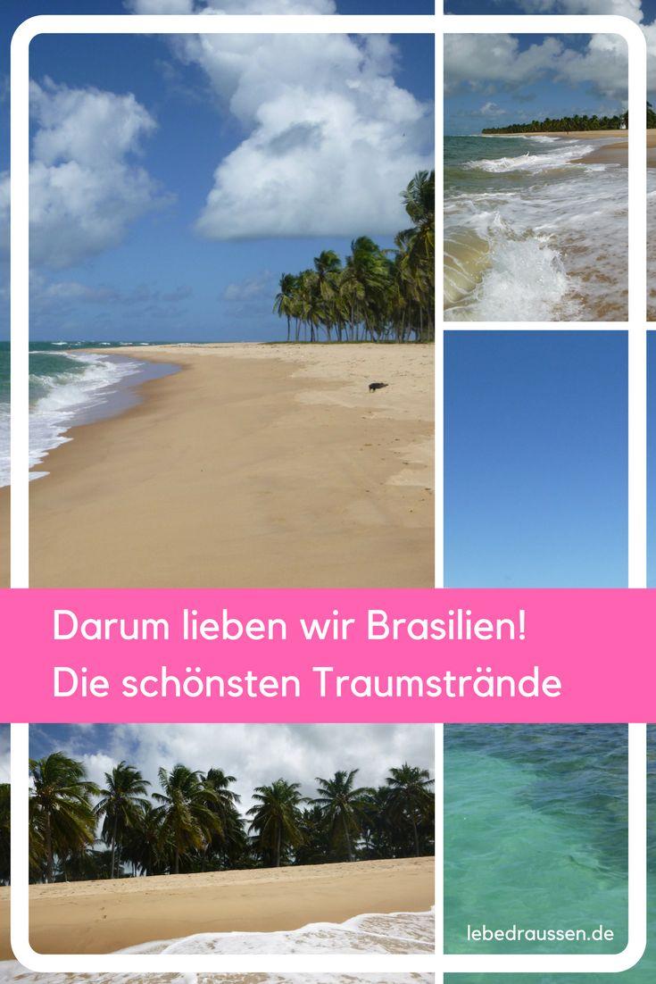 6 Traumstrände im Norden Brasiliens: BloggerInnen berichten von ihren Lieblingsstränden <3 #brasilien #reise #reisen #strand #straende #strände #outdoor #abenteuer #traumstrand #palmen #sand #urlaub #traumurlaub