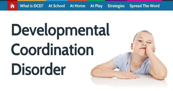 Developmental Coordination Disorder DCD Workshop for Parents