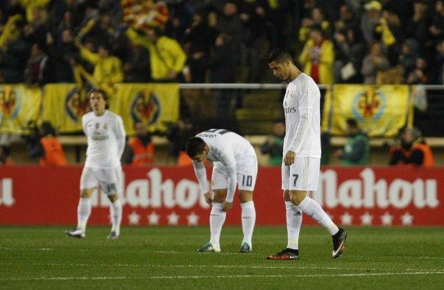 Real Madrid zaman Rafa Benitez mempunyai statistik yg lebih tidak baik daripada zaman Jose Mourinho & Carlo Ancelotti. Bahkan 30 poin yg dikoleksi oleh Los Blancos sampai jornada 15 periode ini, yaitu yg sangat buruk dalam tujuh thn terakhir. Produktivitas Cristiano Ronaldo cs. masa ini pun amat kering, turun 23 gol di bandingkan masa dulu.