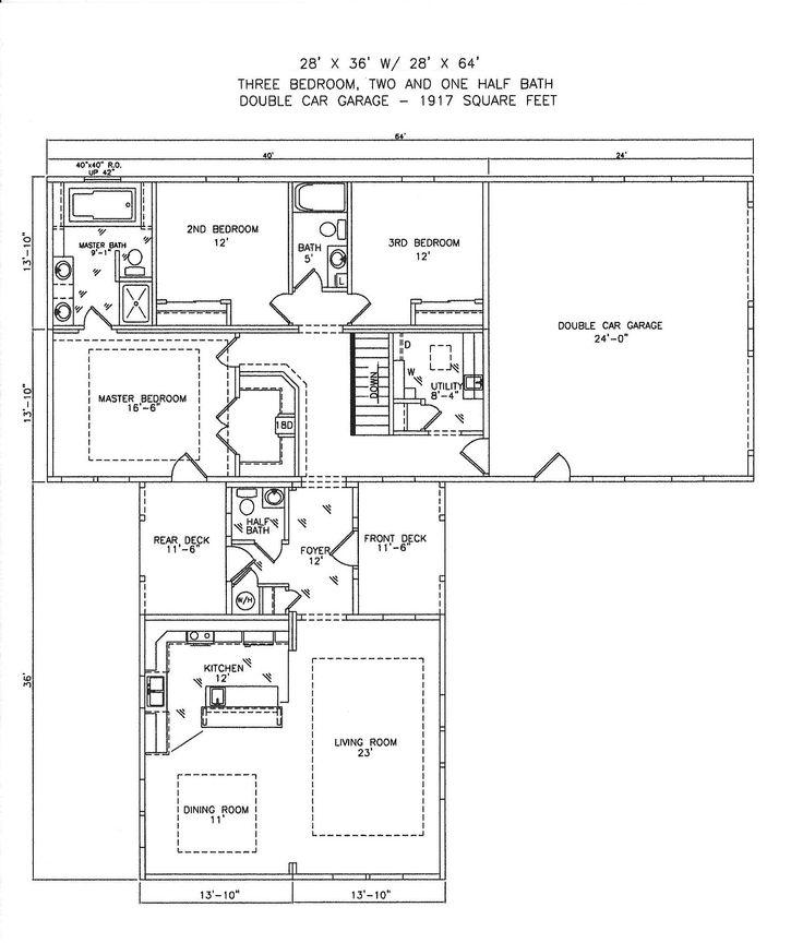 Iseman Homes Floor Plans