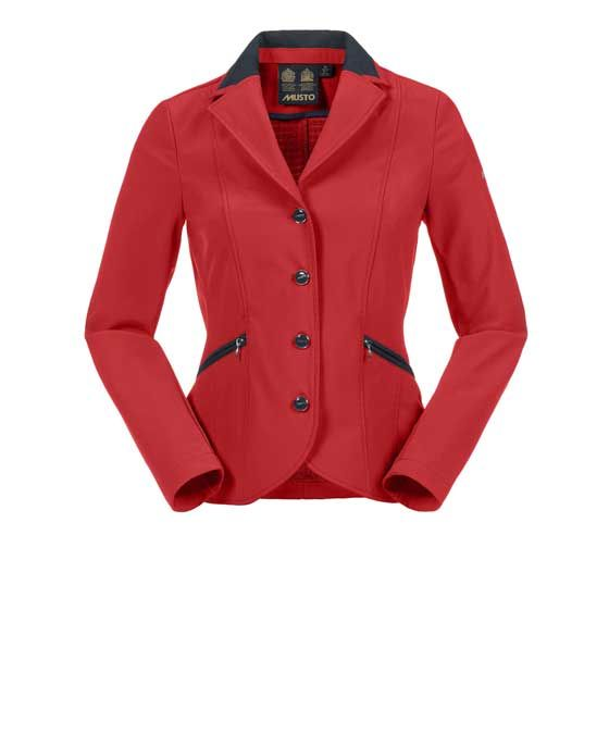 Derby Br2 Show Jacket | Equestrian Clothing | MUSTO