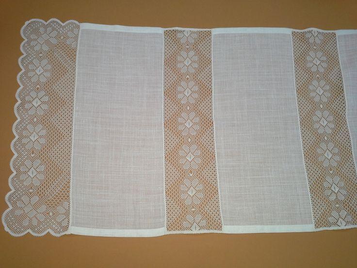 cortina de Nuria Casso en patrons Roka