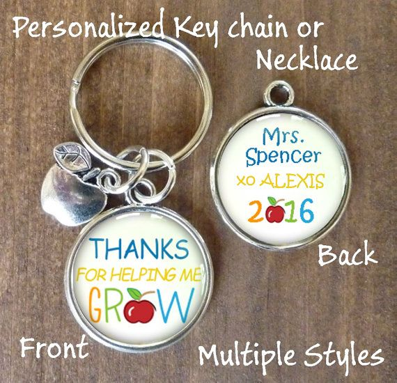 Hey, I found this really awesome Etsy listing at https://www.etsy.com/listing/287121765/two-sided-personalized-teacher