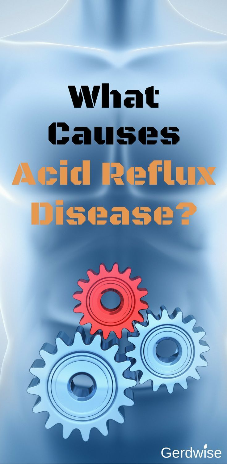 What causes gastroesophageal reflux disease or GERD? Check out our article to learn more! #AcidRefluxDiseases