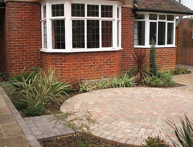 susie pritchett portfolio front gardens for parking