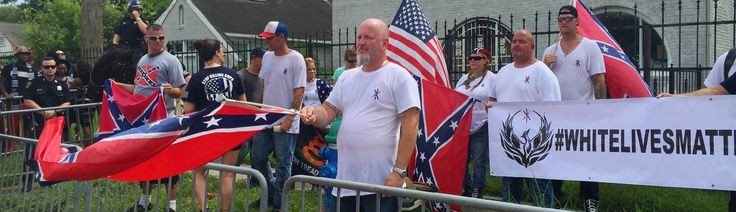 """""""White Lives Matter"""" to be classified as a hate group by the Southern Poverty…"""