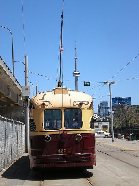 Toronto PCC streetcar