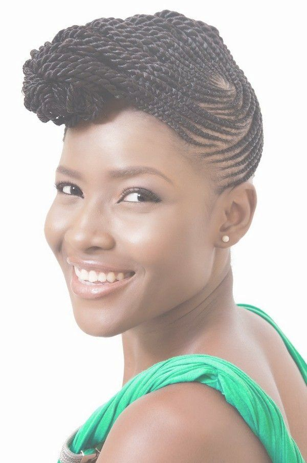 Awesome 50 Best Weave Styles For Natural Hair Trends 2020 57 Ghana Braids Styles With Pictur Natural Hair Styles Cornrow Hairstyles Weave Hairstyles