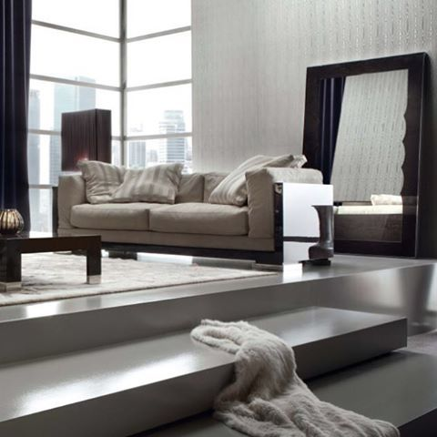 Absolute Lounge with rare species of Japanese Tamo Burl timber finished in high gloss polyester for that flawless mirror finish!  see the Absolute collection at www.sovereigninteriors.com.au