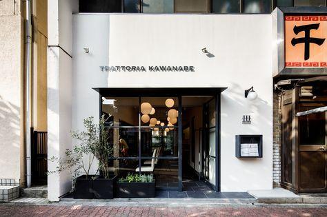 TRATTORIA KAWANABE 【東京、日本】