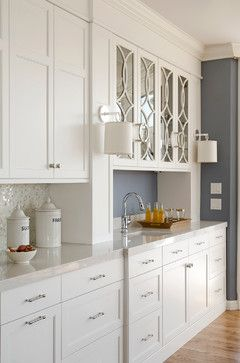 17 Best Images About Wrap Around Cabinets On Pinterest Spotlight Glass Cabinet Doors And