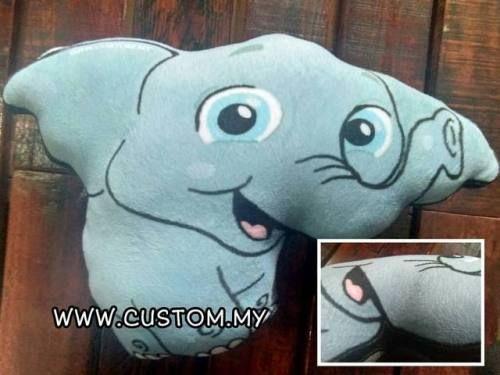 Pillow Doll | Harga Serendah RM39 per pcs. _________________  Ni...