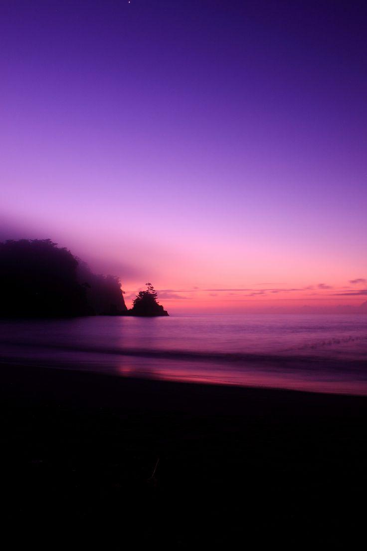 Kawajiri Beach, Kawajiri-cho, Hitachi-city, Ibaraki, Japan