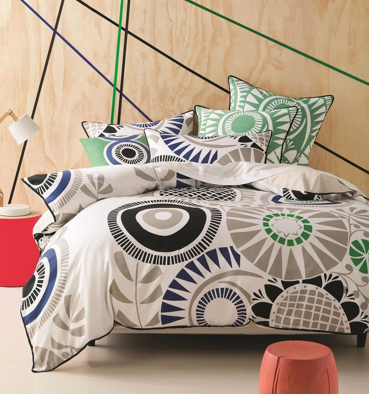 Nu Edition Loki Duvet Cover Set - view full collection - duvet covers - queenb