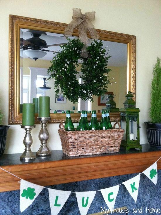 best 25+ st patrick's day decorations ideas on pinterest | st