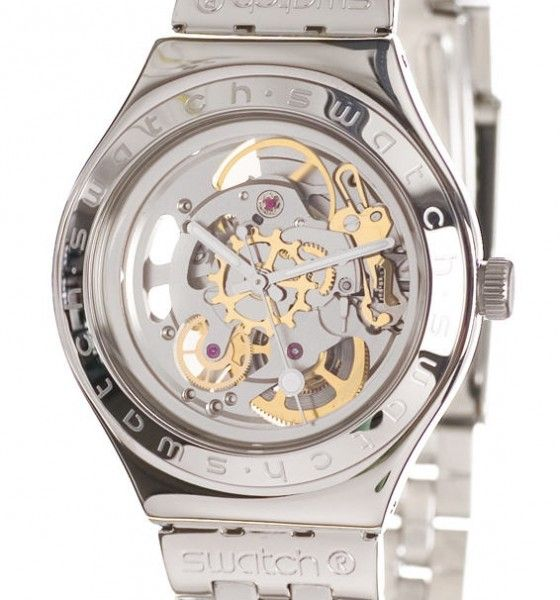 Discover how this Swatch Watch touch your body and soul.