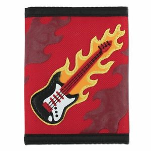 Stephen Joseph Kids Guitar Wallet