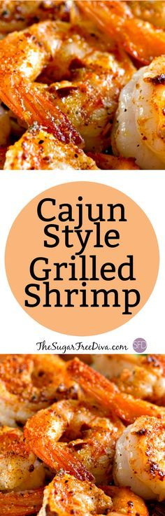 Such an easy grilling recipe for lunch or dinner. Cajun Style Grilled Shrimp. It means that there is a Cajun influence on amazing grilled shrimp. How good does that sound? Read about it here>https://thesugarfreediva.com/sugar-free-cajun-styled-grilled-shrimp/ (we're doing this without sugar of course..)