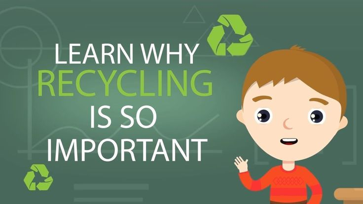 Recycling for Kids-Recycling Facts for Kids-Why is Recycling Important-Importance of Recycling #recyclingfacts #recyclingforkids