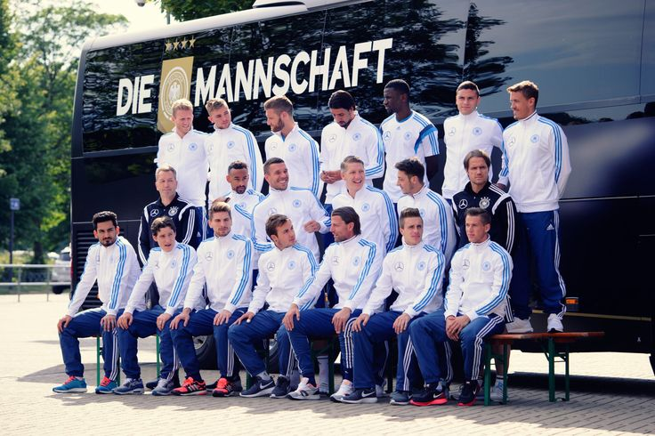 #mannschaftbus #08.06.15