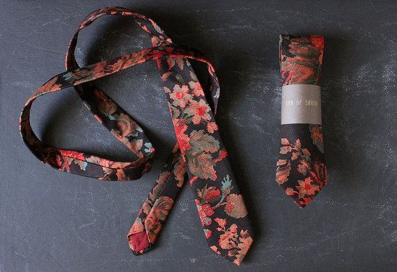 Handmade  Limited Edition Holiday Necktie. by sonofsoren on Etsy, $72.00
