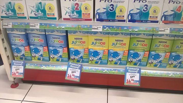 #NestleJUNIOR #pysznesmaki #miód #wanilia czas na zakupy :)