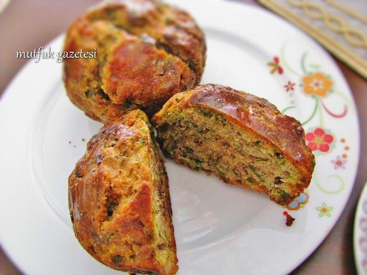 mutfak gazetesi: cevizli ormancı çörekleri