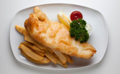 Flying Fish and Chips - The Star  80 Pyrmont St Pyrmont 2009