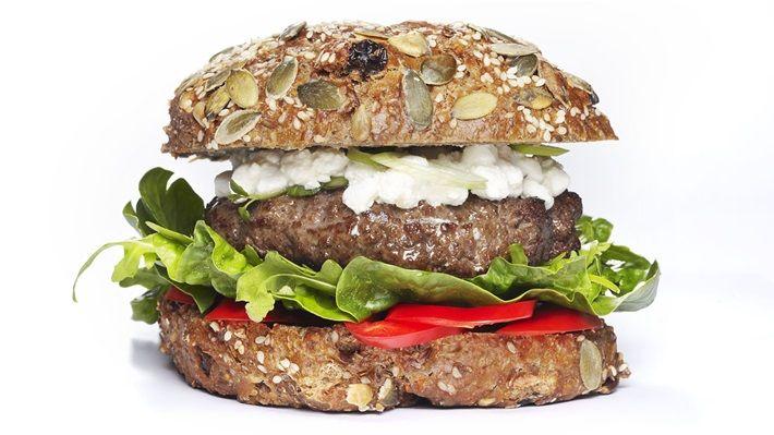 MatPrat - Supersunn burger