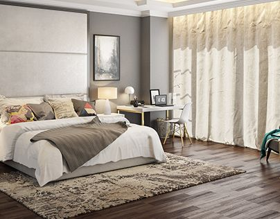 "Check out new work on my @Behance portfolio: ""Master Bedroom"" http://be.net/gallery/34472373/Master-Bedroom"