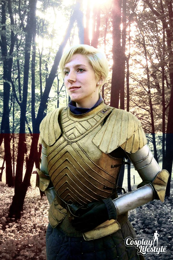 Today's featured Cosplayer is Insanity And Impossible Things who recently sent us a photo of her Brienne Of Tarth, Game Of Thrones Cosplay (hope you like the edit that we did!). Insanity And Impossible Things has been Cosplaying for about two years now and she was originally inspired to start Cosplaying thanks to some photos that she saw from San Diego Comic Con.  http://cosplaylifestyle.com/blog/brienne-of-tarth-game-of-thrones-cosplay-by-insanity-and-impossible-things/