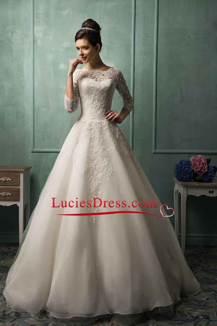 best bodas images on Pinterest Gown wedding Wedding