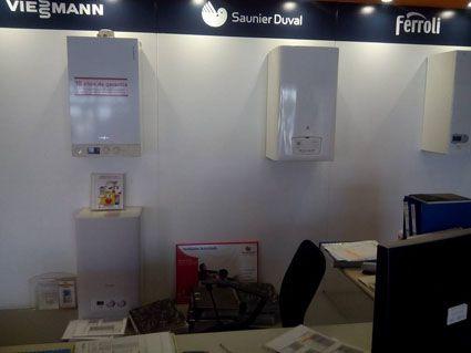 Instalación de calderas y calentadores de gas en Valencia y alrededores