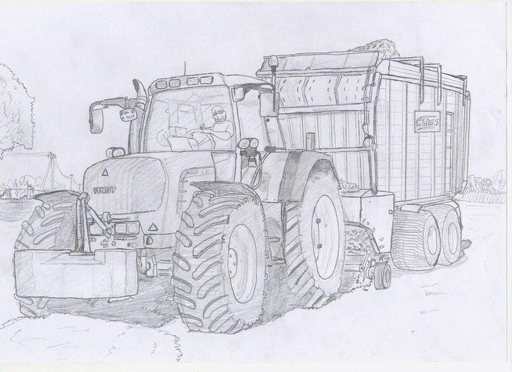 pin von robert mccracken auf traktoren malvorlagen