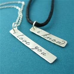 Han & Leia His and Hers Necklace Set - Spiffing Jewelry Star Wars