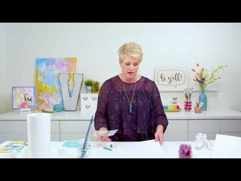 (859) Creating Backgrounds with Vicki Boutin - YouTube